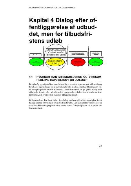 Dialog ved udbud - hvad er muligt? - Rådet for Offentlig-Privat ...
