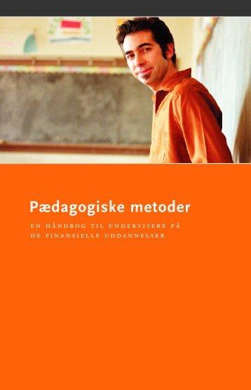 Pædagogiske metoder