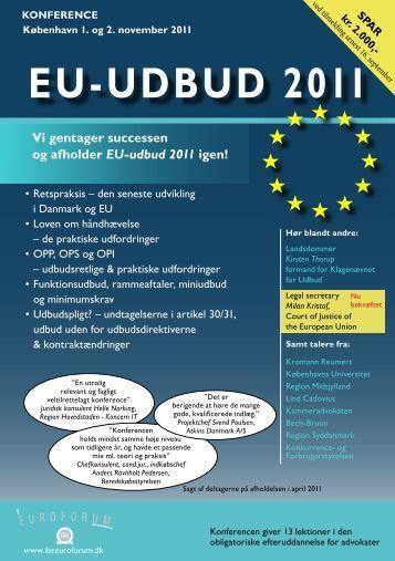 Hent program - Konferencer IBC Euroforum