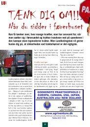 Når du sidder i førerhuset - Danmarks Landboungdom