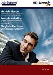 Nummer 5 - Job-Support Danmark