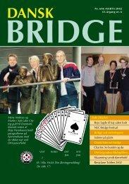 Inde i bladet: Bridge ved vinterlegene DM begyndere/klubspillere ...