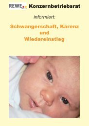 Schwangerschaft, Karenz und Wiedereinstieg - linea7.com