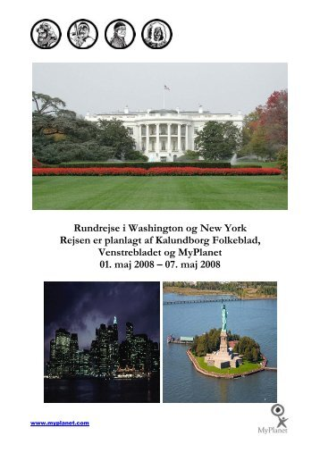 new york rundrejse