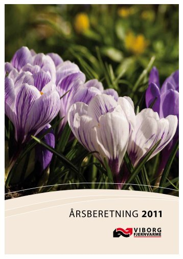Årsberetning 2011 - Viborg Fjernvarme