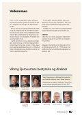 Årsberetning 2011 - Viborg Fjernvarme - Page 2