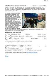 (4/11) Børge Jensen - Aarhus Automobil Sport