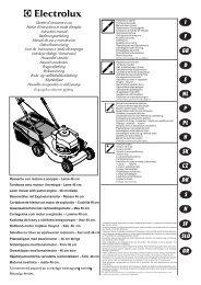 I F GB D E NL P PL H SK CZ DK S N SF SLO GR - Electrolux-ui.com