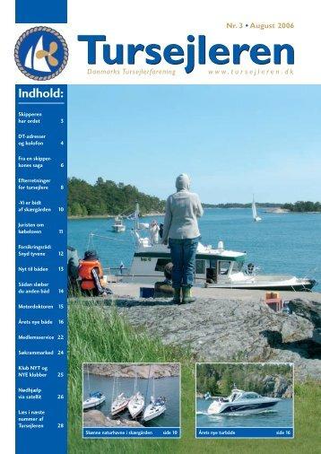 Tursejleren 0306.indd - Danske Tursejlere