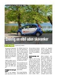 Læs mere... - Dansk Elbil Komite