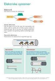 Elektriske systemer - 12OGAUjan1