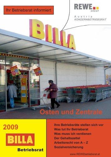 Osten und Zentrale 2009 - linea7.com