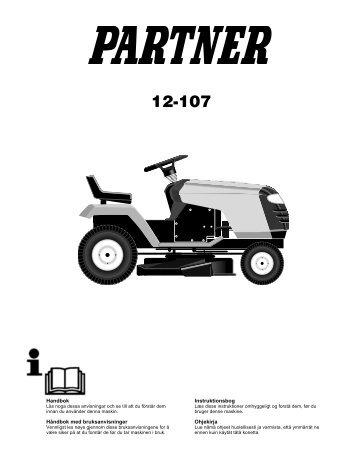 Partner 12-107 manual