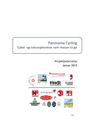 Panorama Cycling - SVUF