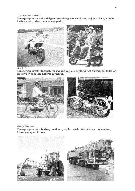 Vejledning i manuelle trafiktællinger - Cykelviden