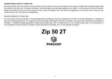Zip 50 2T - Odor Motor Bt.