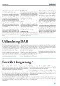 MARTS 2007 – 25. åRgAng - Dansk Automat Brancheforening: DAB - Page 5