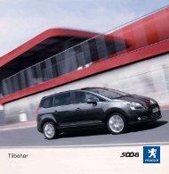 5008 Tilbehør - Peugeot