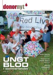 Donor Nyt 96 - Bloddonorerne i Danmark