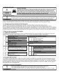 Manuel d'utilisation et d'entretien Instruction and ... - Castorama - Page 7