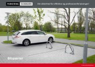 Bilspærrer. - Parkering Danmark
