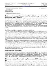 2007-12-17 Gaderummet v kommunekoordinator til ...