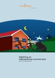Vejledning om indbrudssikring af private hjem - Dansk Brand- og ...