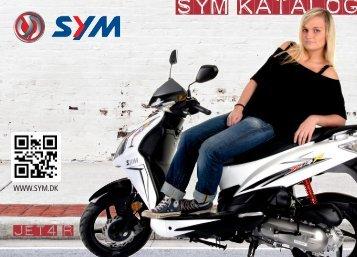 SYM KAtalog - Keeway Scootere