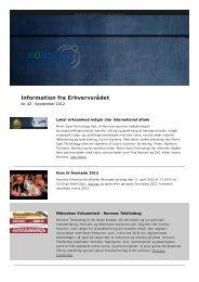 Information sept 2012 nr. 42 - Horsens Erhvervsråd