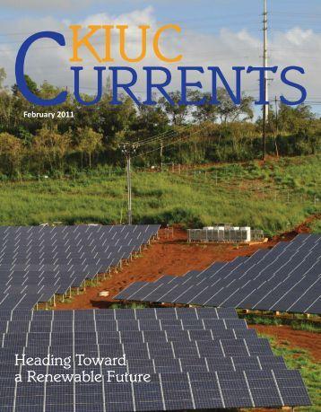February 2011 - Kauai Island Utility Cooperative