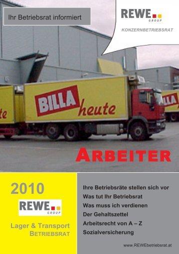 L+T Arbeiter Betriebsratsfolder - linea7.com