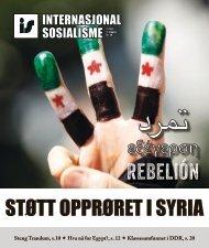 internasjonal sosialisme 2 2012