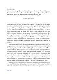 Germania und der Insel Thule: Die Entschlüsselung von Ptolemaios