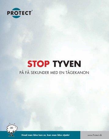 """Klik på her for download af PROTECT """"stop tyven"""" - Moslund EL"""