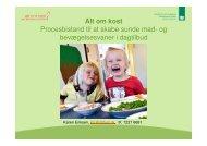 (Microsoft PowerPoint - Karen Eriksen F ... - Altomkost.dk