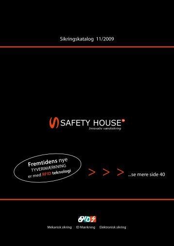 Pengeskabe fra Franz Jäger - Safety House