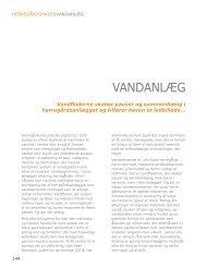Hent kapitlet Vandanlæg (pdf) - Fremtidens Herregård