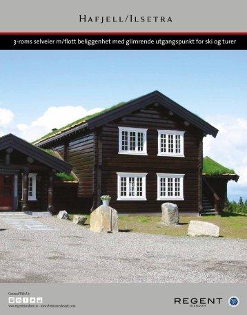 Hafjell/Ilsetra - Proline