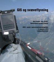 GIS og svæveflyvning - Institut for Planlægning - Aalborg Universitet