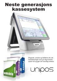 Neste generasjons kassesystem - Unipos