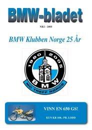2005 nr. 2 - BMW Klubben Norge - Norsk Motorcykkel Union