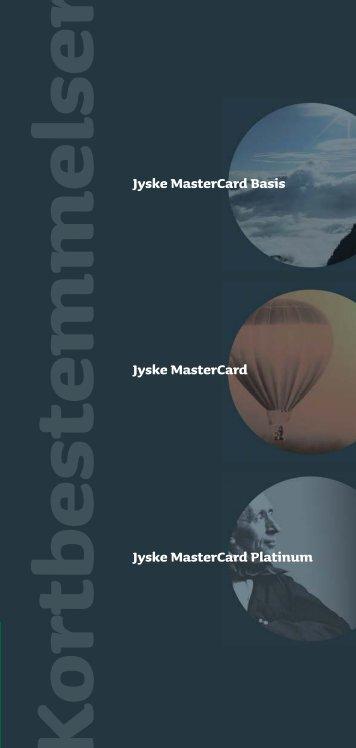 Kortbestemmelser - Jyske Bank