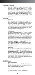 Kortbestemmelser - Jyske Bank - Page 4