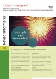 revisor informerer december 2008.pdf - Buch