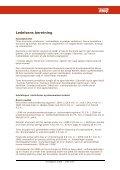Årsregnskab 2009 - Toms - Page 6