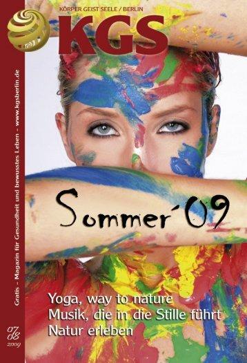 Aus- und Weiterbildung - Veranstaltungskalender für Körper Geist ...