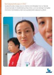 Bæredygtighedsrapport 2002 - Novo Nordisk