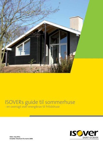 ISOVERs guide til sommerhuse