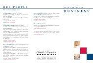 BUSINESS - Smith Knudsen Advokatfirma