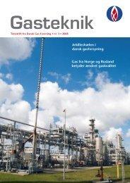 Gasteknik nr. 3, juni 2008 [PDF] - Dansk Gas Forening